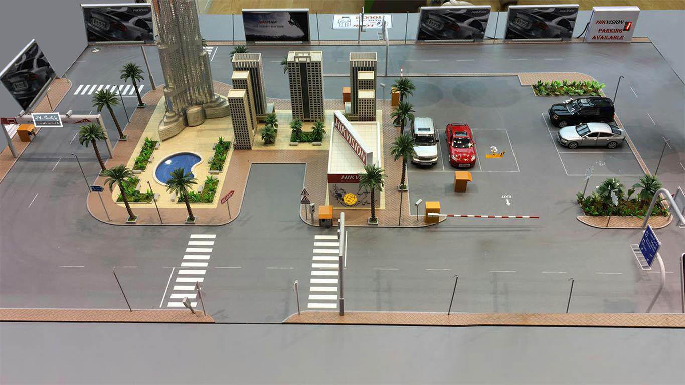 اتوماسیون پارکینگ - مدیریت پارکینگ هوشمند - راهبند هوشمند